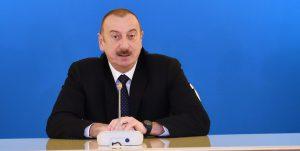 رئیس جمهور آذربایجان: از ایران بار دیگر تشکر میکنم