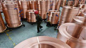 چین مهره تعیین کننده معاملات جهانی مس/ احتمال کاهش تقاضای مس چین در سه ماهه سوم