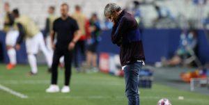 کارنامه ستین در بارسلونا؛ 25 بازی و 5 باخت