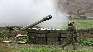 درگیری شدید میان جمهوری آذربایجان و ارمنستان
