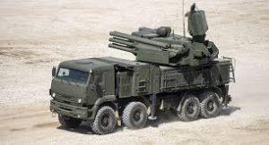 تمرین با S400 و سیستم ضد هوایی در آستاراخان روسیه