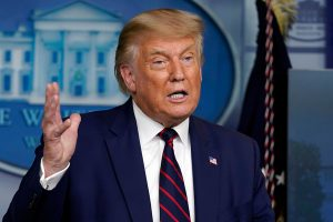 خودداری ترامپ از تعهد به انتقال صلحآمیز قدرت