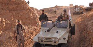 یک نیروی الحشد الشعبی در نینوای عراق به شهادت رسید