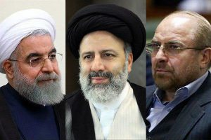 روحانی از رئیسی و قالیباف میزبانی میکند
