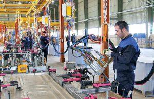 تورم فصلی بخش صنعت ٦.٣درصد افزایش یافت