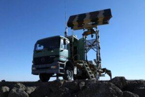 استقرار تیم مکانیزه امام زمان سپاه در مرزهای شمال غربی کشور