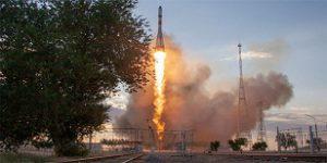 روسیه 3 فضانورد جدید به فضا اعزام کرد