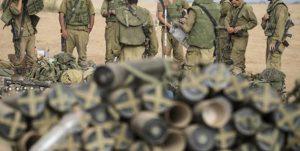 دعوای نظامیان صهیونیستی، 21 زخمی برجای گذاشت