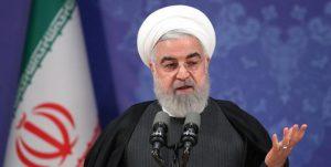 روحانی: در تهران  ماسک نزنید ۵۰ هزار تومان جریمه میشوید