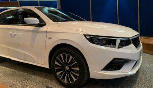 مشخصات خودرو جدید ایرانخودرو