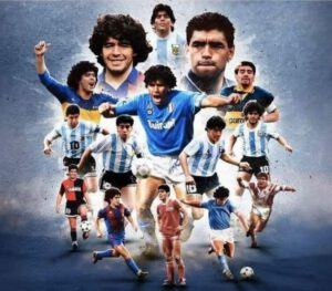 اعلام عزای عمومی در آرژانتین به خاطر فوت مارادونا