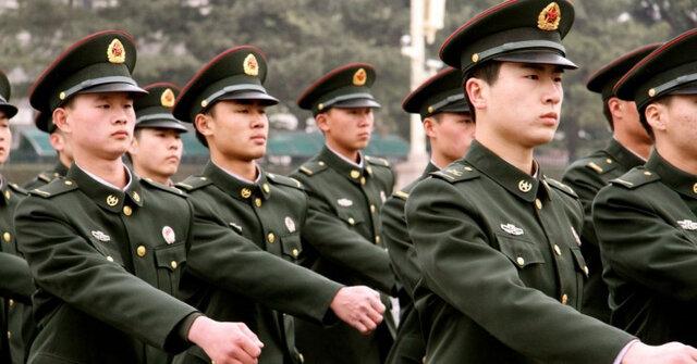 ظهور ارتش ابرسربازان چین نزدیک است