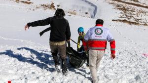 کشف جسد کوهنورد مشهدی پس از 4 روز