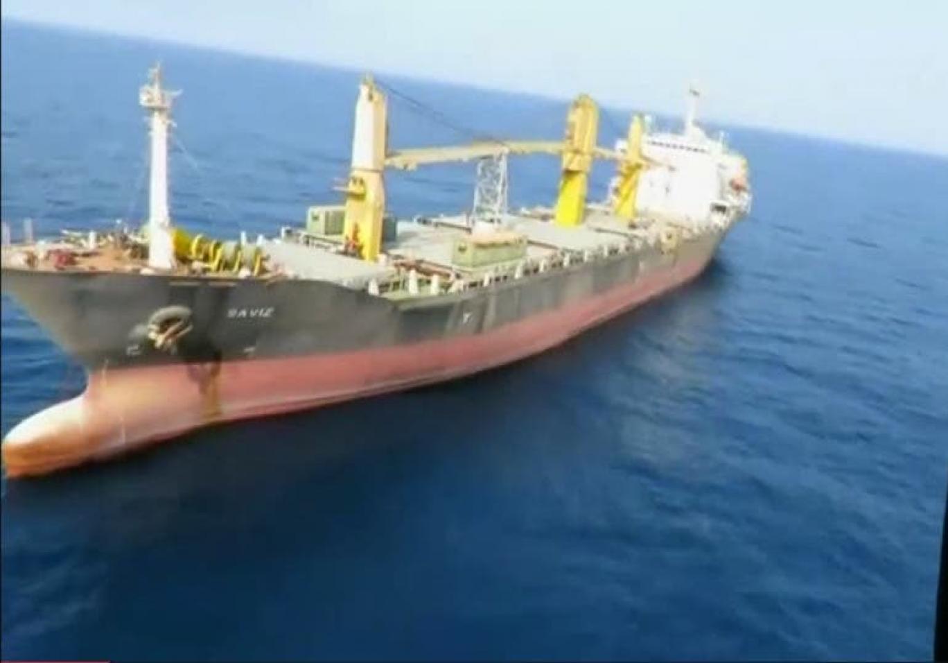اسرائیل، حمله به کشتی ایرانی را به آمریکا خبر داده بود