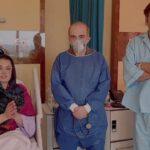 مجری معروف و همسرش در بیمارستان بستری شدند